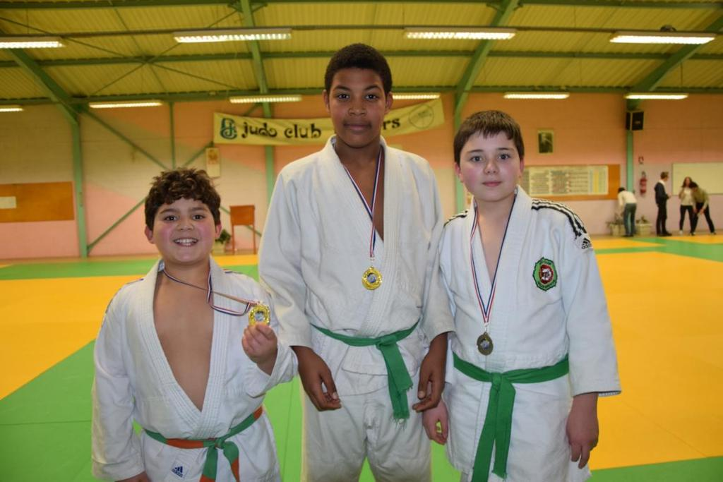 club judo gaillon